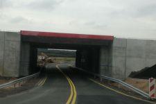 Trasa S5 - Za Rogowem jedziemy już pod wiaduktem!