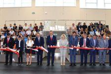 Nowa hala sportowa przy Szkole Podstawowej nr 2 w Żninie została otwarta