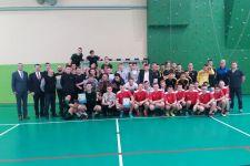Mistrzostwa Powiatu w piłce ręcznej chłopców Licealiada