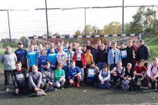 Mistrzostwa Powiatu Żnińskiego w piłkę nożną chłopców