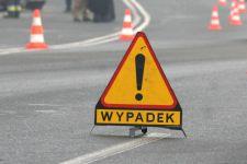 Rogowo: Wypadek na 113 km DK5. Droga zablokowana