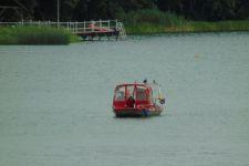Aktualizacja na godz. 12:00: Jezioro Chomiąskie: Drugi mężczyzna odnaleziony