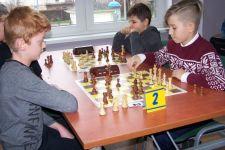 Drużynowe Mistrzostwa Powiatu w szachach szkół podstawowych