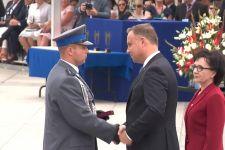 Żnińscy policjanci uhonorowani Krzyżami Zasługi za Dzielność