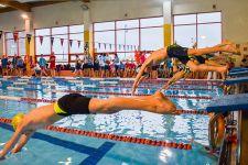 20 medali w I Ogólnopolskich Zawodach Pływackich w Barcinie!