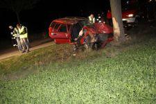 Śmiertelny wypadek na trasie Cerekwica - Bożejewice. Zginął młody mężczyzna